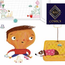 Livro infantil fala sobre os medos na infância